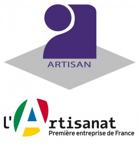 logo artisan  + artisanat.alinebarbier-ebenisterie
